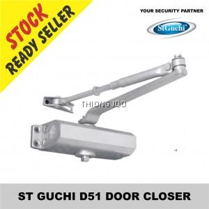 St Guchi 2 Speed Adjustment Door Closer SGDC-51