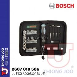 Bosch 38pcs Mixed Tool Set (2607019506)
