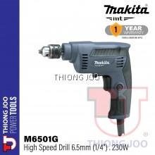 "Makita M6501G 6.5mm (1/4"") Drill"