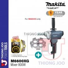 Makita M6600XG Mixer