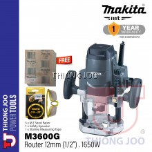 """Makita M3600G 12mm (1/2"""") Router"""