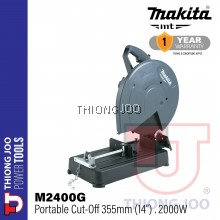 "Makita M2400G 355mm (14"") Portable Cut-Off"
