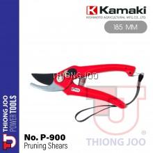 KAMAKI P900 PRUNING SHEAR OAL 185MM TELFON