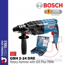 BOSCH GBH 2-24DRE 790W ROTARY HAMMER with SDS-PLUS