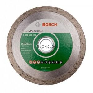 "BOSCH 105MM (4"") ECO CERAMIC DIAMOND CUTTING DISC FOR CERAMIC 2608615026"