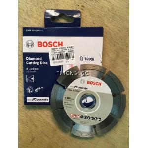 "BOSCH 105MM (4"") ECO CONCRETE DIAMOND CUTTING DISC FOR CONCRETE 2608615056"