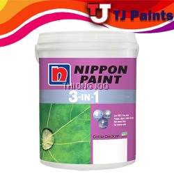 Nippon 3 in 1 5L (180 Colours)
