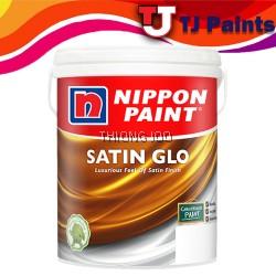 Nippon Satin Glo 5L (26 Colours)