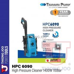 TSUNAMI HPC6090 LIGHT INDUSTRIAL CLEANING HIGH PRESSURE CLEANER 1400W 110 BAR